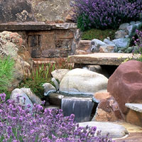 Beautiful, unique garden water features by Viriditas, Boulder, CO